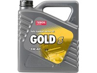 5W40 TEBOIL GOLD SAE 4л масло моторное