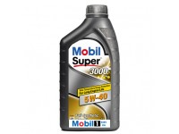 5W40 SUPER 3000 MOBIL 1л масло моторное