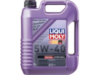 5W40 SAE DIESEL SYNTHOIL LIQUI MOLY 5л  масло диз.синт.